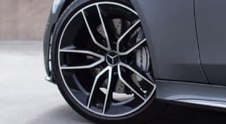 Mercedes-Benz genuine accessories tires