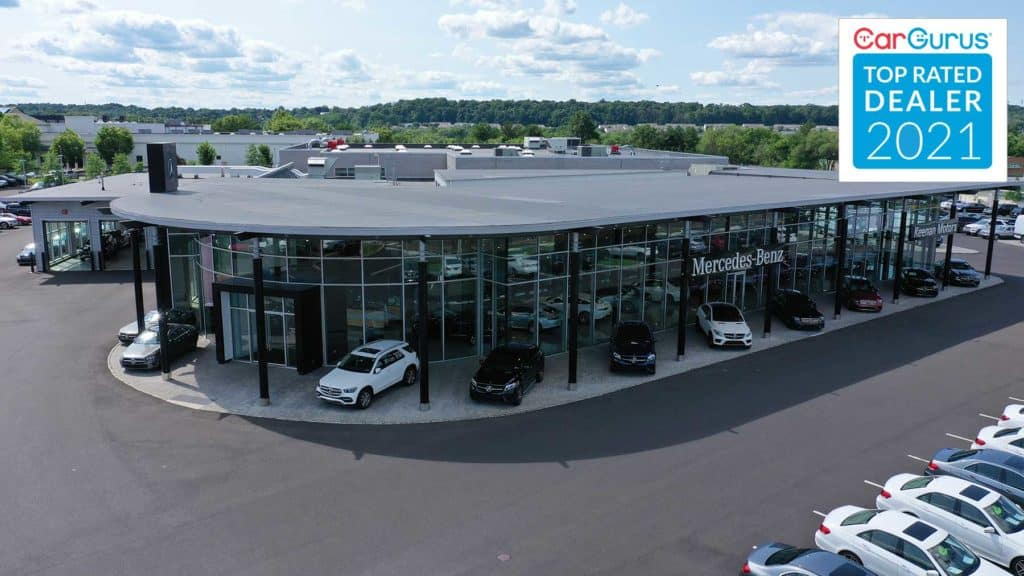 Keenan Motors receives 2021 CarGurus Top Rated Dealer Award for Excellence in Customer Experience