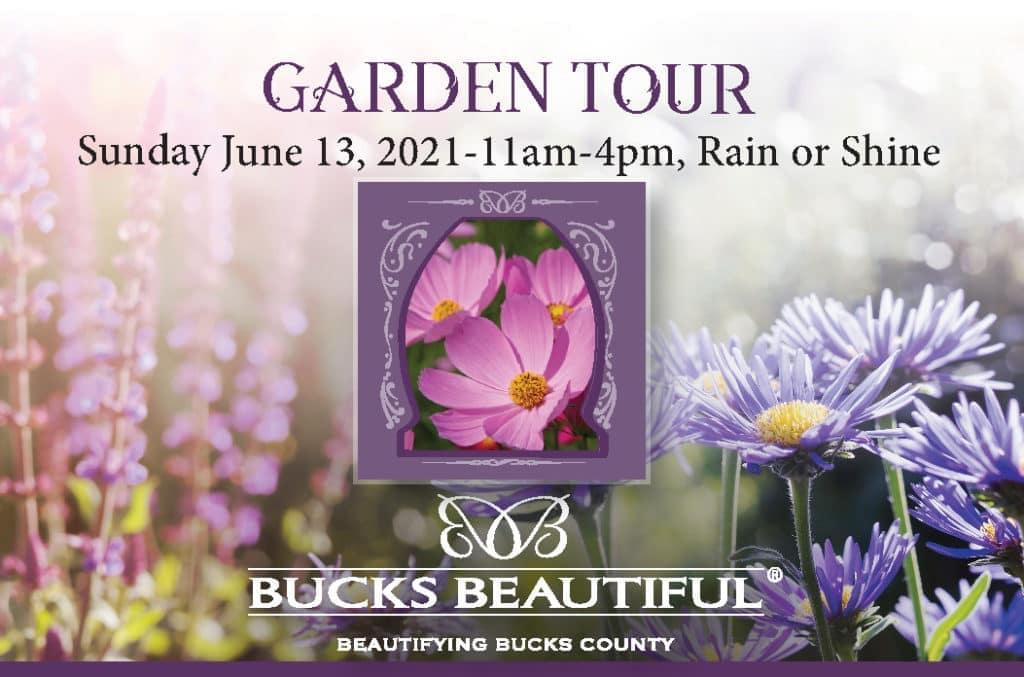 Bucks Beautiful Garden Tour 2021