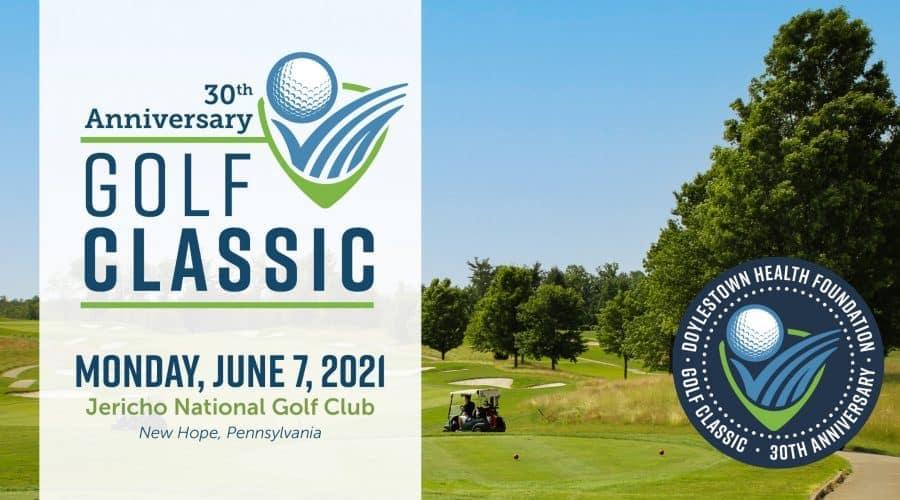 Doylestown Health Foundation 30th Annual Golf Classic 2021