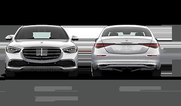 Mercedes-Benz Keenan Motors New 2021 S-Class Sedan