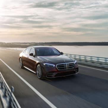 Mercedes-Benz Keenan Motors 2021 New S-Class Sedan