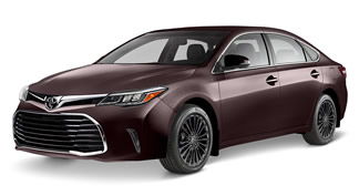 2018 Avalon Touring 6A