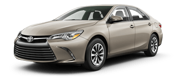 2017 Camry LE with Standard Package