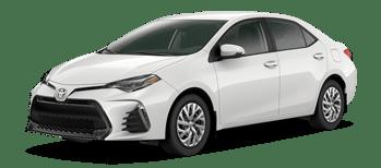 2018 Corolla SE CVT
