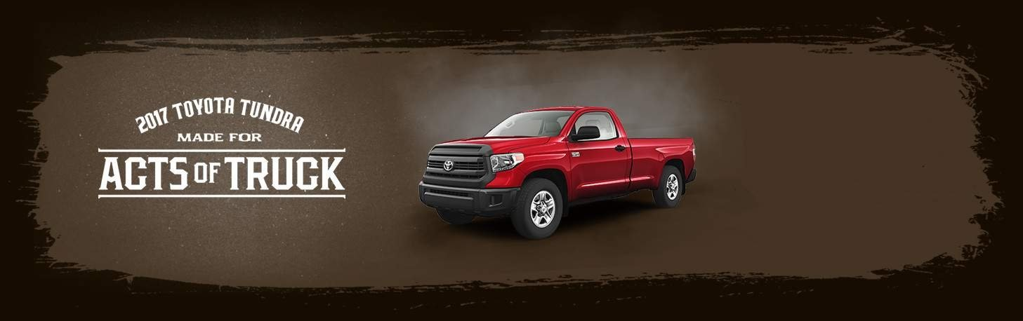 See the Toyota Tundra with Acts of Truck at Kelowna Toyota