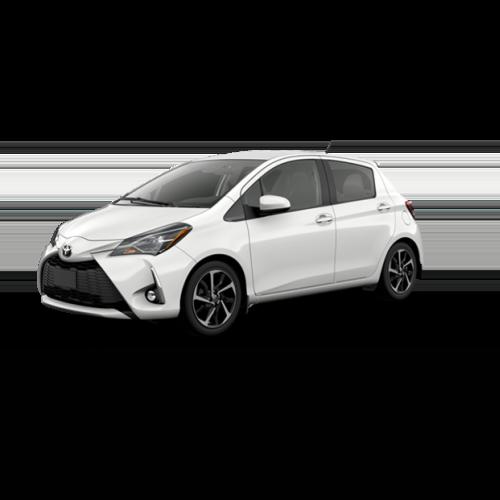 2019 Yaris Hatchback