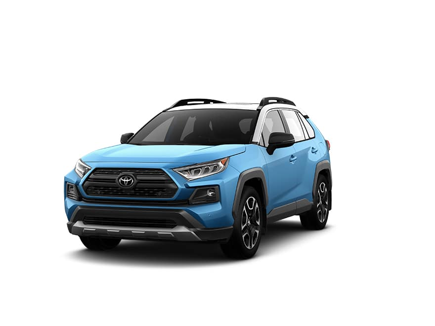 2019 RAV4 AWD Trail