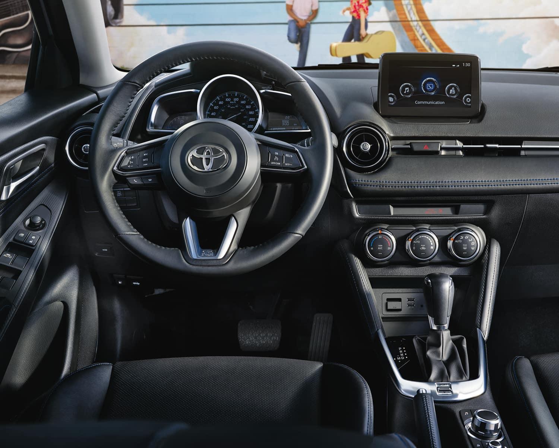 2019 Toyota Yaris Sedan In Kelowna