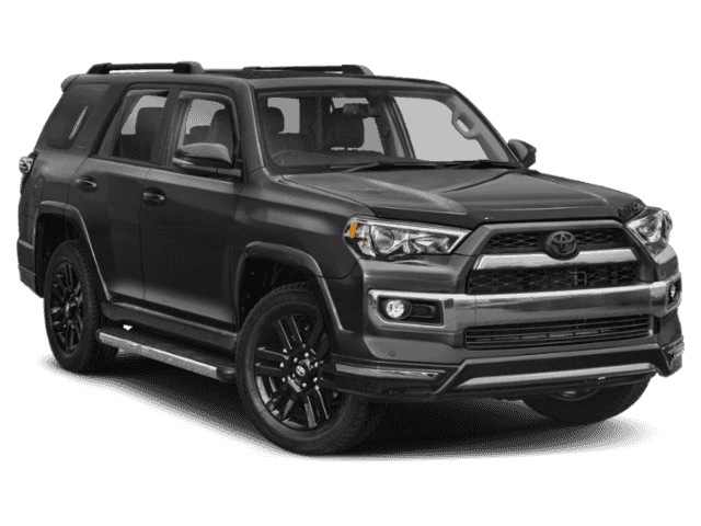 2020 4Runner Nightshade