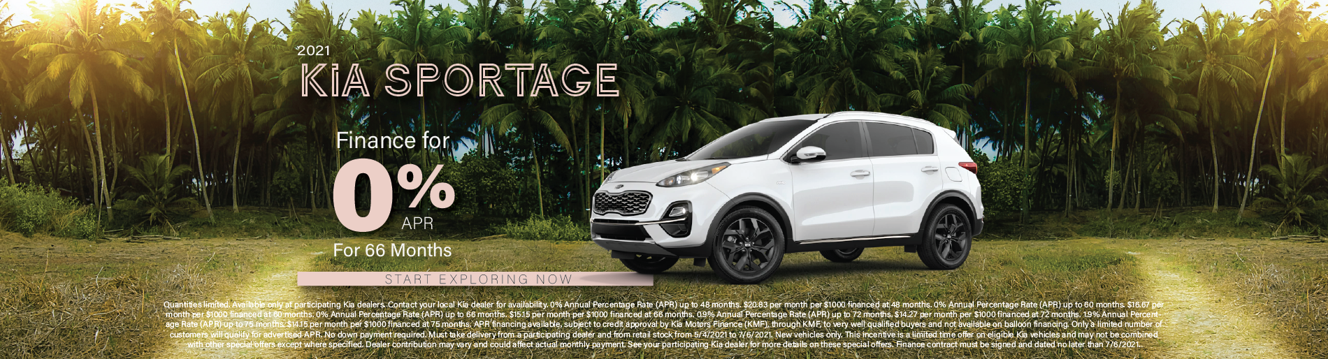 Sportage – Kia Creative May