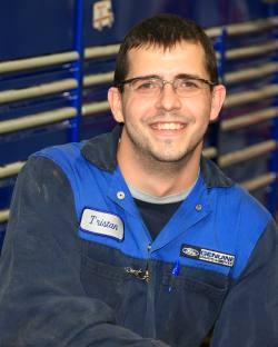 Tristan Fortin