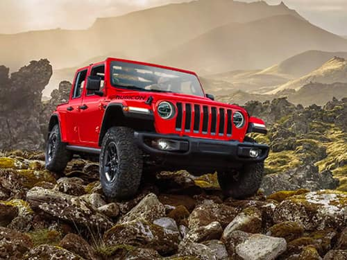 New 2021 Jeep Wrangler Unlimited Sahara 4XE