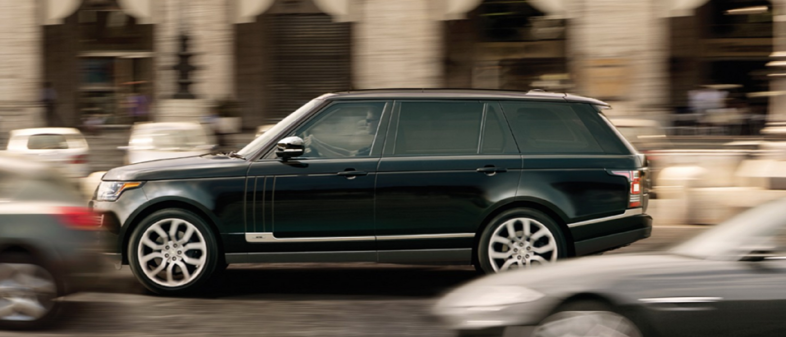 2016 Range Rover Exterior