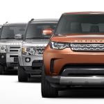 Land Rover Models Over Time
