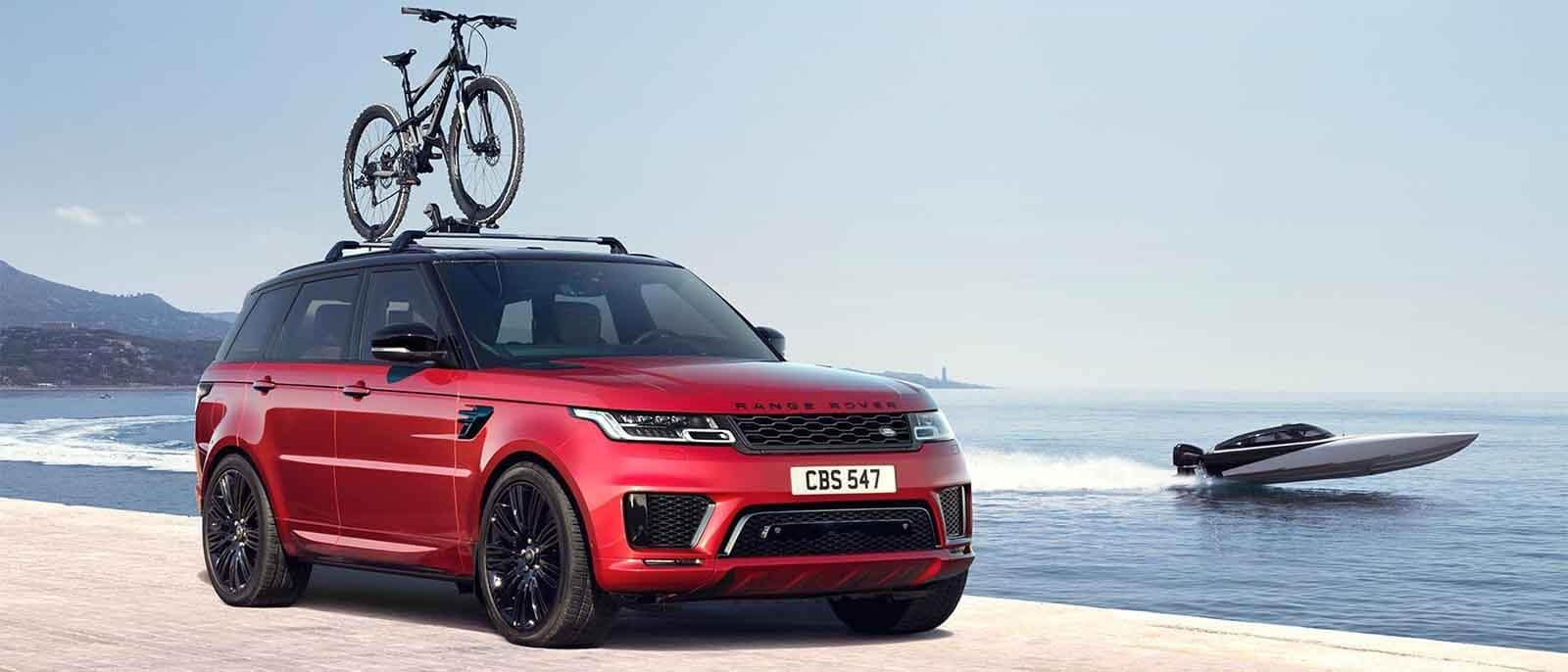 Land Rover Range Rover Sport Model Page