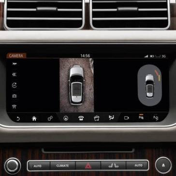 2017 Land Rover Range Rover Technology Feature