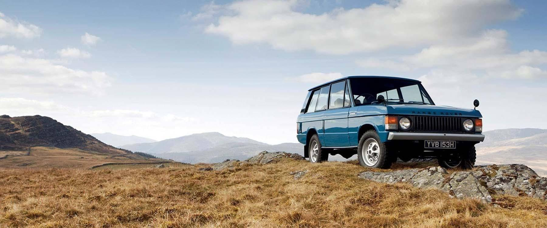 Land Rover Range Rover Heritage Classic