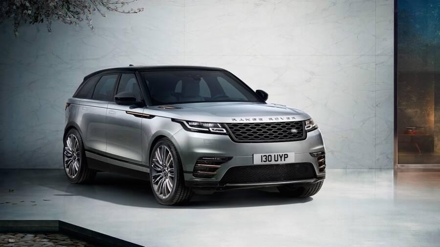 2018 Range Rover Velar Front Exterior