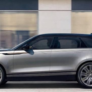 2018 Range Rover Velgar Side View