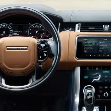 2018 Land Rover Range Rover Sport Interior Features
