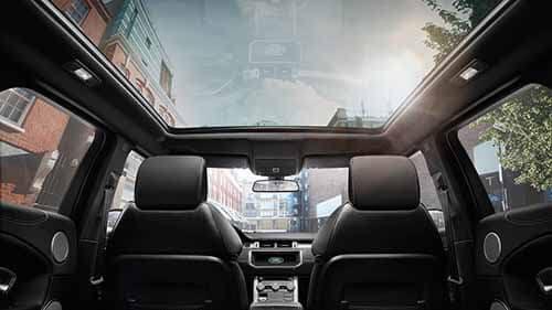 Land Rover Range Rover Evoque Cabin