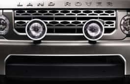 Land Rover Driving Lamp Kit