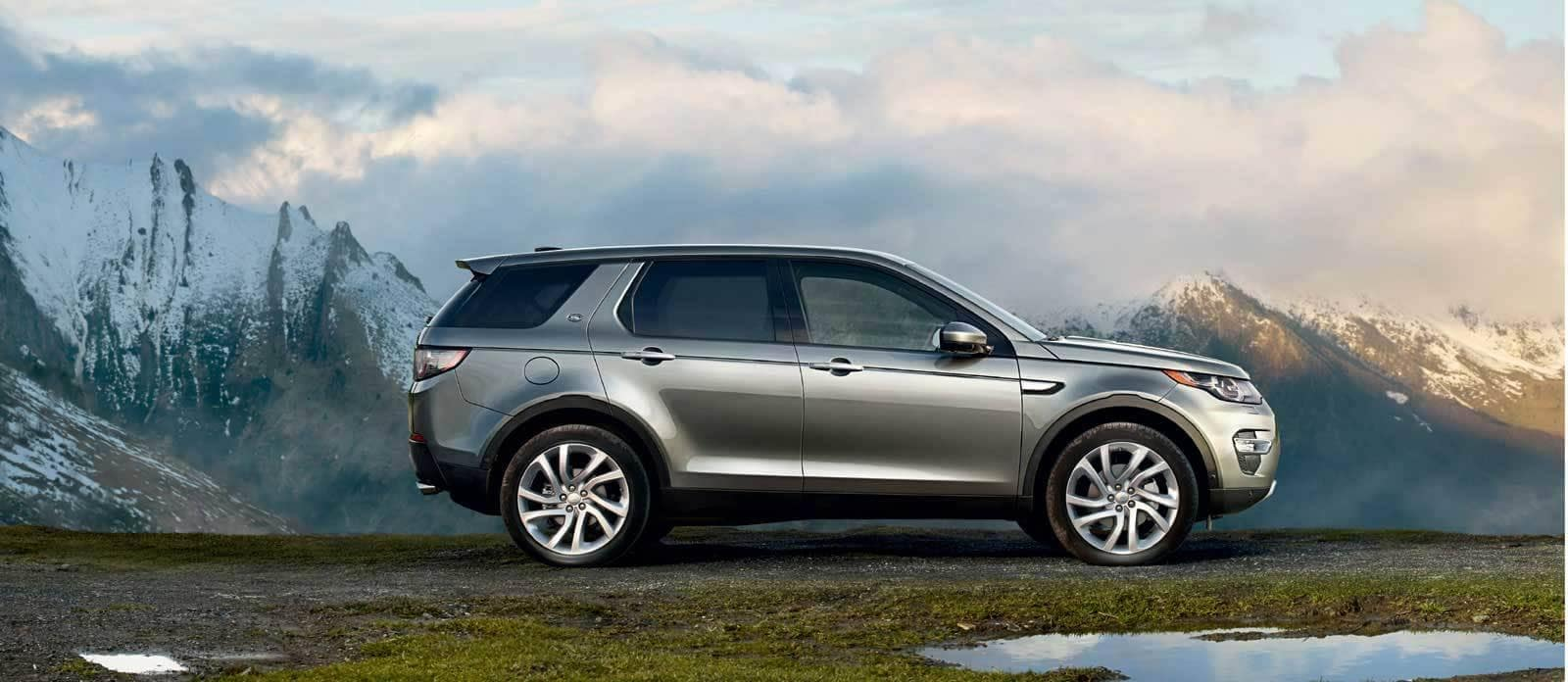 2017 Land Rover Discovery Sport Lease Offer Banner
