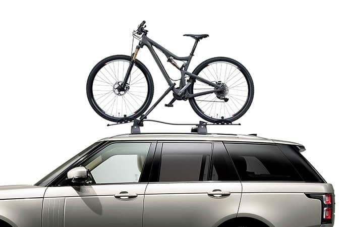 Land Rover Range Rover Roof Carrying Rack