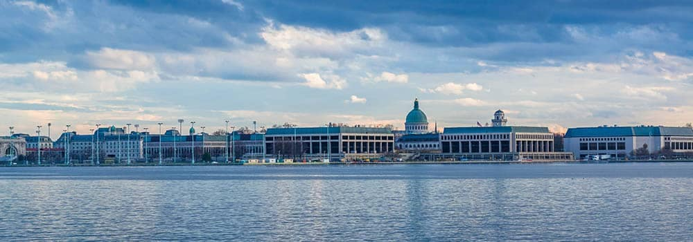 Naval Academy in Annapolis MD