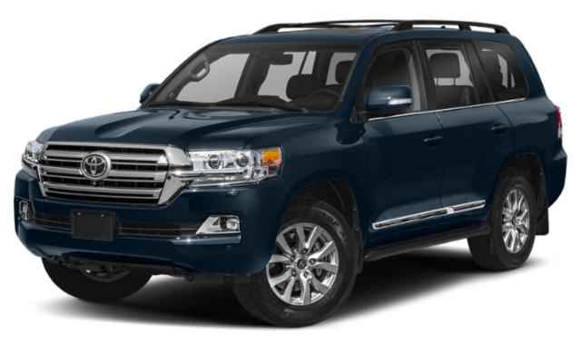 2019 toyota land cruiser navy