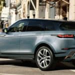 2020 Evoque towing