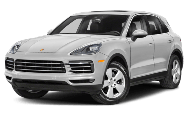 2020 Porsche Cayenne white