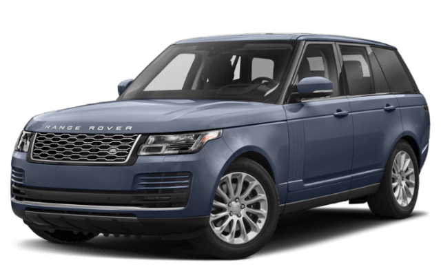 2020 Range Rover blue