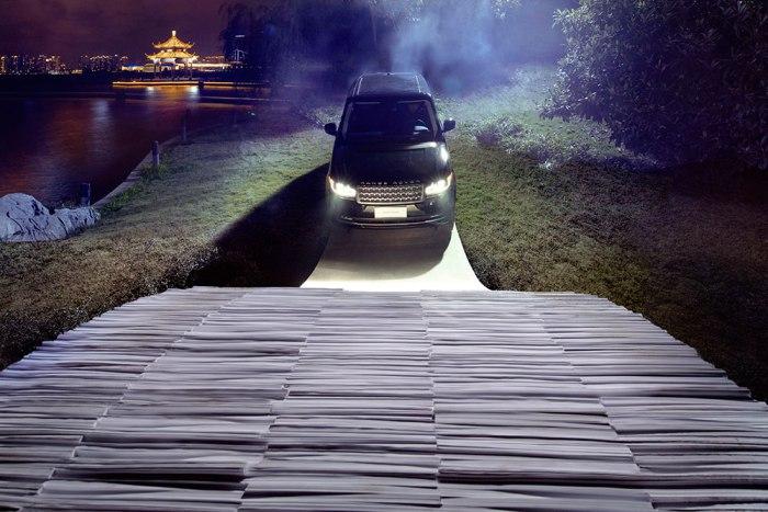 Paper Bridge Challenge