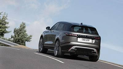 All-new Land Rover Range Rover Velar