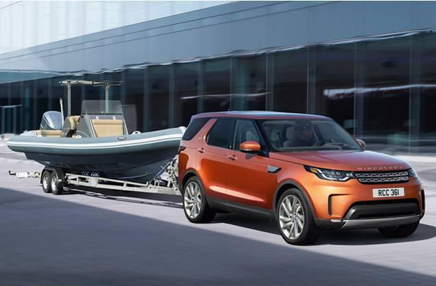 2017 Land Rover Discovery at Land Rover Colorado Springs