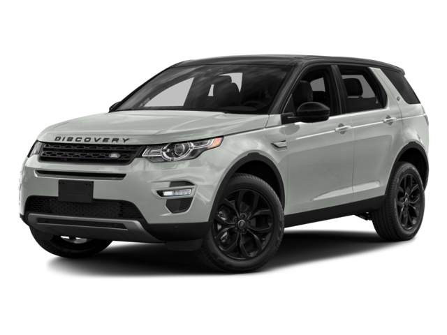 2017 Land Rover Discovery Sport at Land Rover Colorado Springs