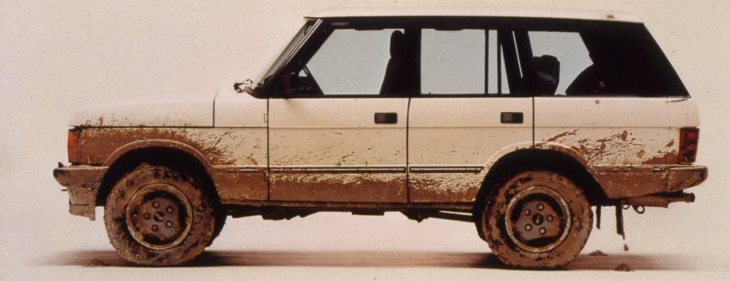 Range Rover Land Rover North America