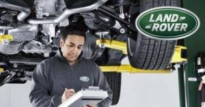 Land Rover Colorado Springs Service Department