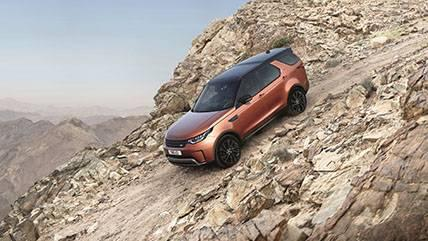 2017 Discovery Offroad