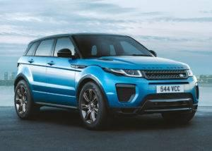 Land Rover Range Rover Evoque Landmark Special Edition