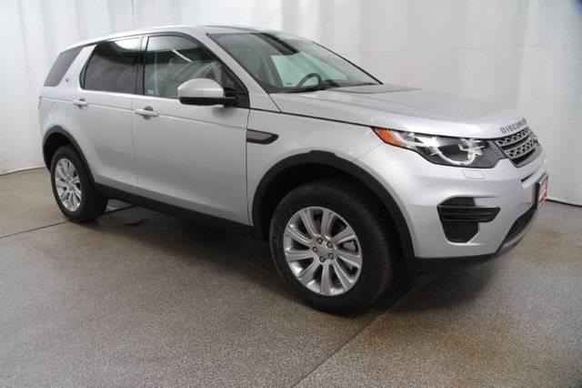 Certified PreOwned 2016 Land Rover Discovery Sport Colorado Springs CPO
