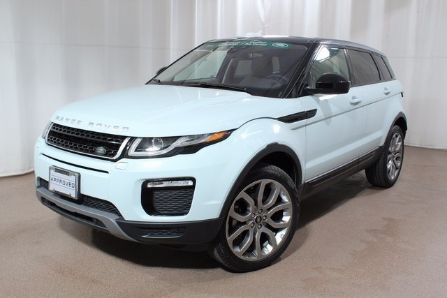 Approved Certified PreOwned 2016 Range Rover Evoque Colorado Springs