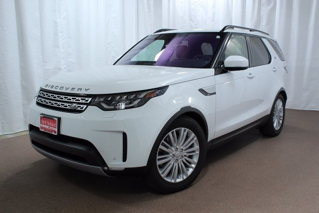 Capable 2017 Land Rover Discovery SUV For Sale