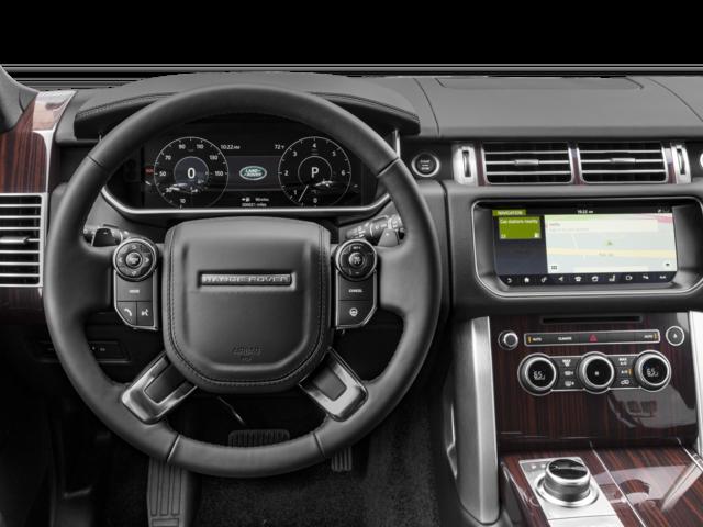 2017 Range Rover SVAutobiography at Land Rover Colorado Springs