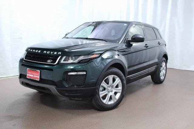 2017 Range Rover Evoque for sale at Land Rover Colorado Springs