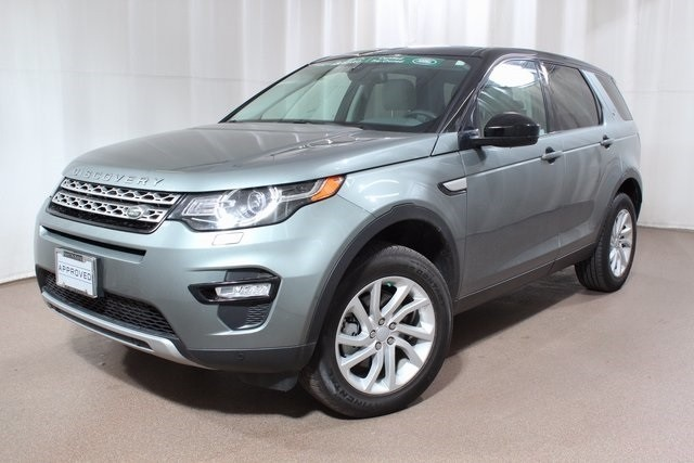 2016 Land Rover Discovery Sport Approved Certified Pre-Owned Colorado Springs
