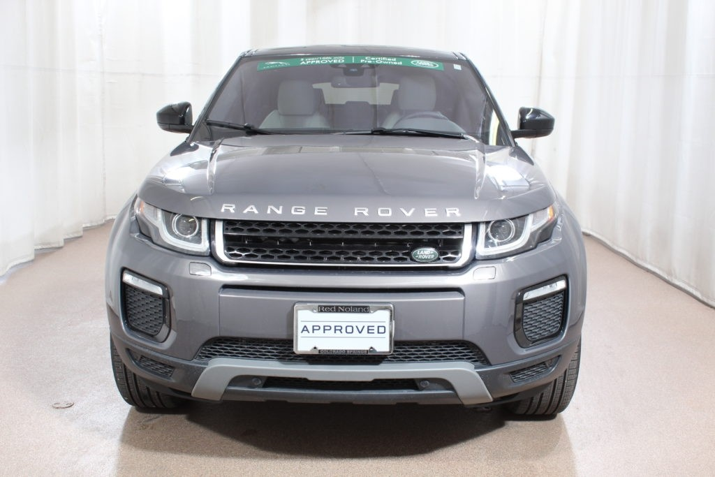 Approved Certified Pre-Owned 2016 Range Rover Evoque