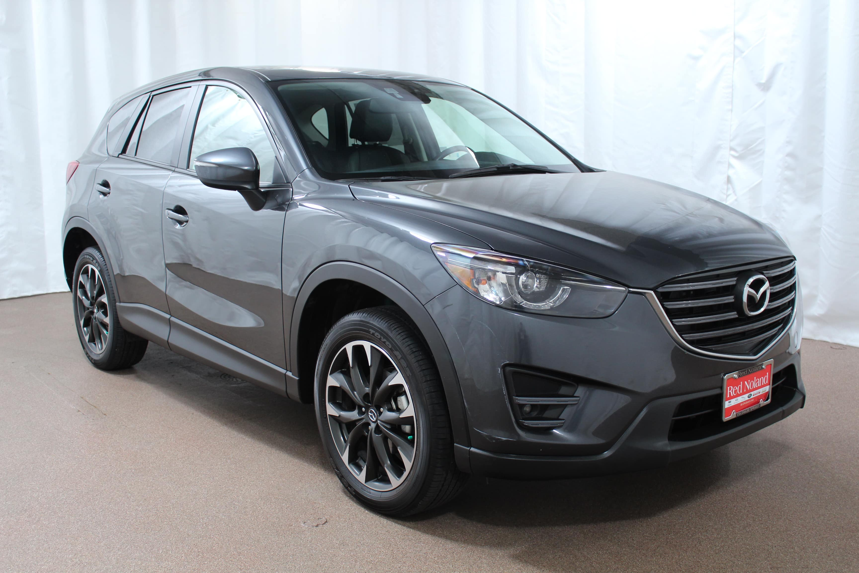 Used 2016 Mazda CX 5 Grand Touring at Land Rover Colorado Springs